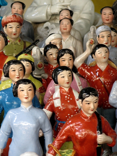 China propoganda prularia